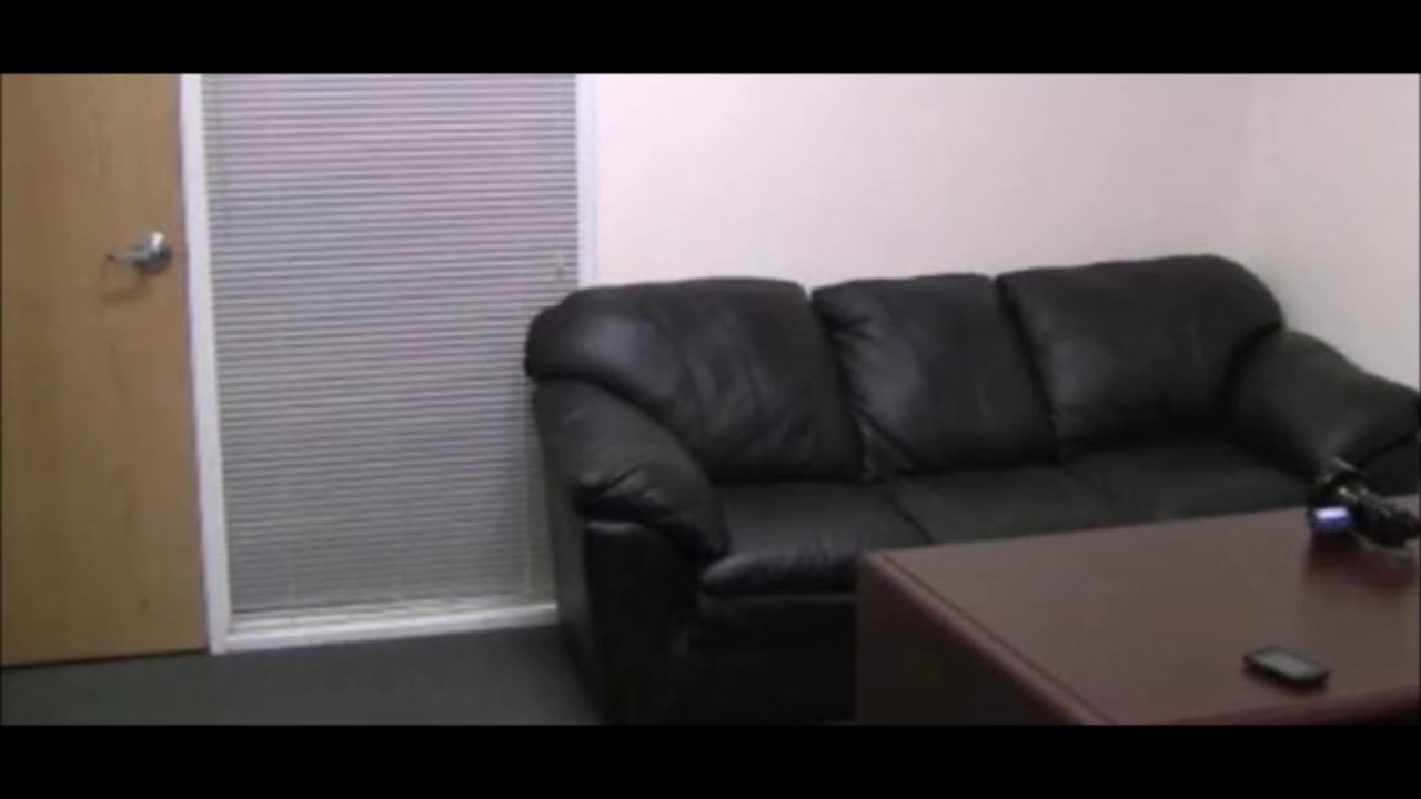 Backstage casting couch