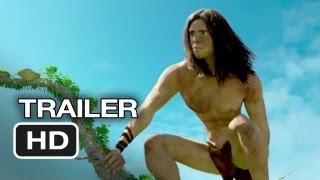 Tarzan-TRAILER (2013) - Animation Movie HD