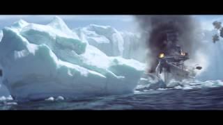 Игра World of Warships - трейлер. Военно-морской экшн