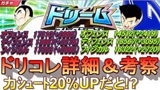 たたかえドリームチーム#127 ドリコレ 早田&バルカン紹介!考察!バルカンのスキル、、、。