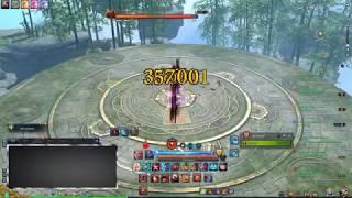 Храм воплощений - пример прохождения за Мастера гнева (Warrior)  [RU] BnS Online