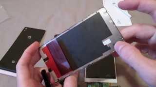 видео запчасти для телефонов huawei