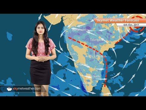 Weather Forecast for Oct 6: Rain in Bengaluru, Hyderabad, Chennai; Delhi and Mumbai to remain dry