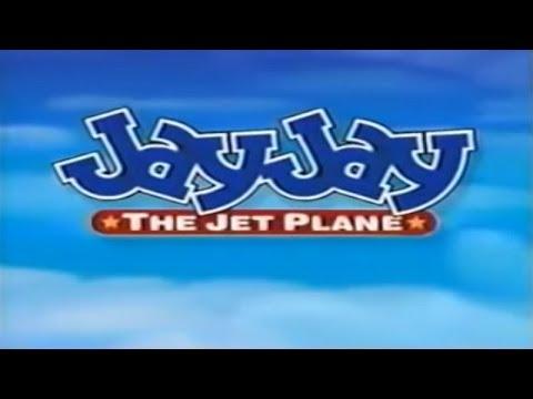 Jay Jay the Jet Plane - 1996 Theme Song with Lyrics - Version 3