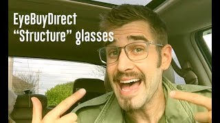 "★★★★★ $16 Eyebuydirect ""Structure"" glasses (promo code in description)"