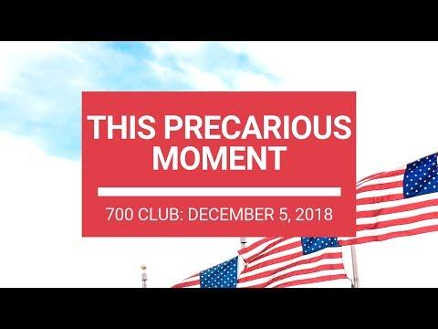 The 700 Club - December 5, 2018