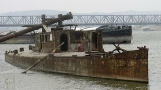 Abandoned Warships - SMS BodRog / Sava - World War 1 Monitor
