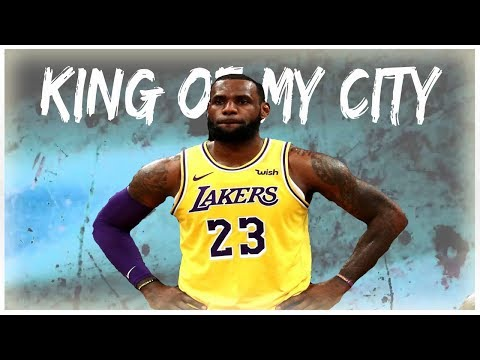 Lebron James Mix -King of My City ᴴᴰ