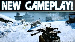 Far Cry 4 New Gameplay Trailer! GamesCom: A Walkthrough of Snow, Weapons, Animals! Release Date.