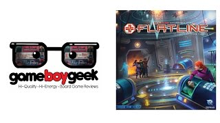 Flatline A Fuse Aftershock Game Review with the Game Boy Geek