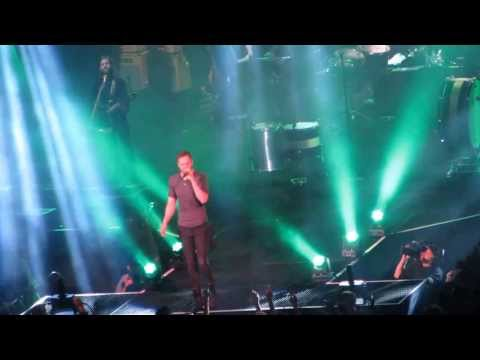 "Imagine Dragons ""Monster"" Live In San Jose"