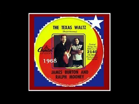 James Burton & Ralph Mooney - The Texas Waltz