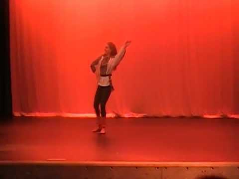 Senior Solo Performance (Ruslana - Sha-la-la)