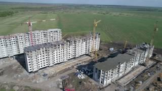 г.Киреевск стройка 2017