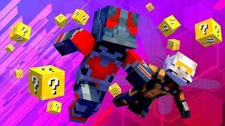 Minecraft: ESCADONA - HOMEM FORMIGA E VESPA ‹ AMENIC ›