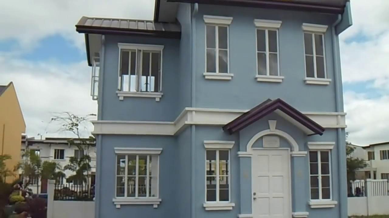 Linden model house