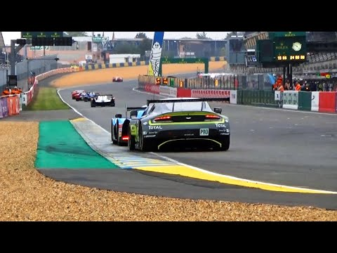 24 Hours Of Le Mans 2016 Test Day Pure Sound Youtube