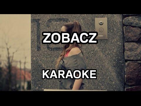 NOWA, LEPSZA WERSJA! Sylwia Lipka - Zobacz [karaoke/instrumental] - Polinstrumentalista