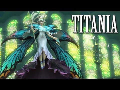 FFXIV OST Titania Theme ( What Angel Wakes Me )
