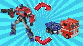 Hasbro Transformers 4 - Optimus Prime Age Of Extinction (classic freight car)