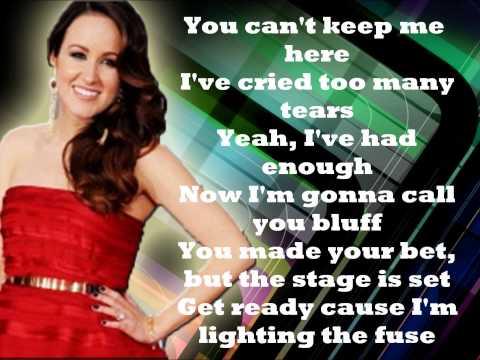 breakthrough by Britt Nicole lyrics