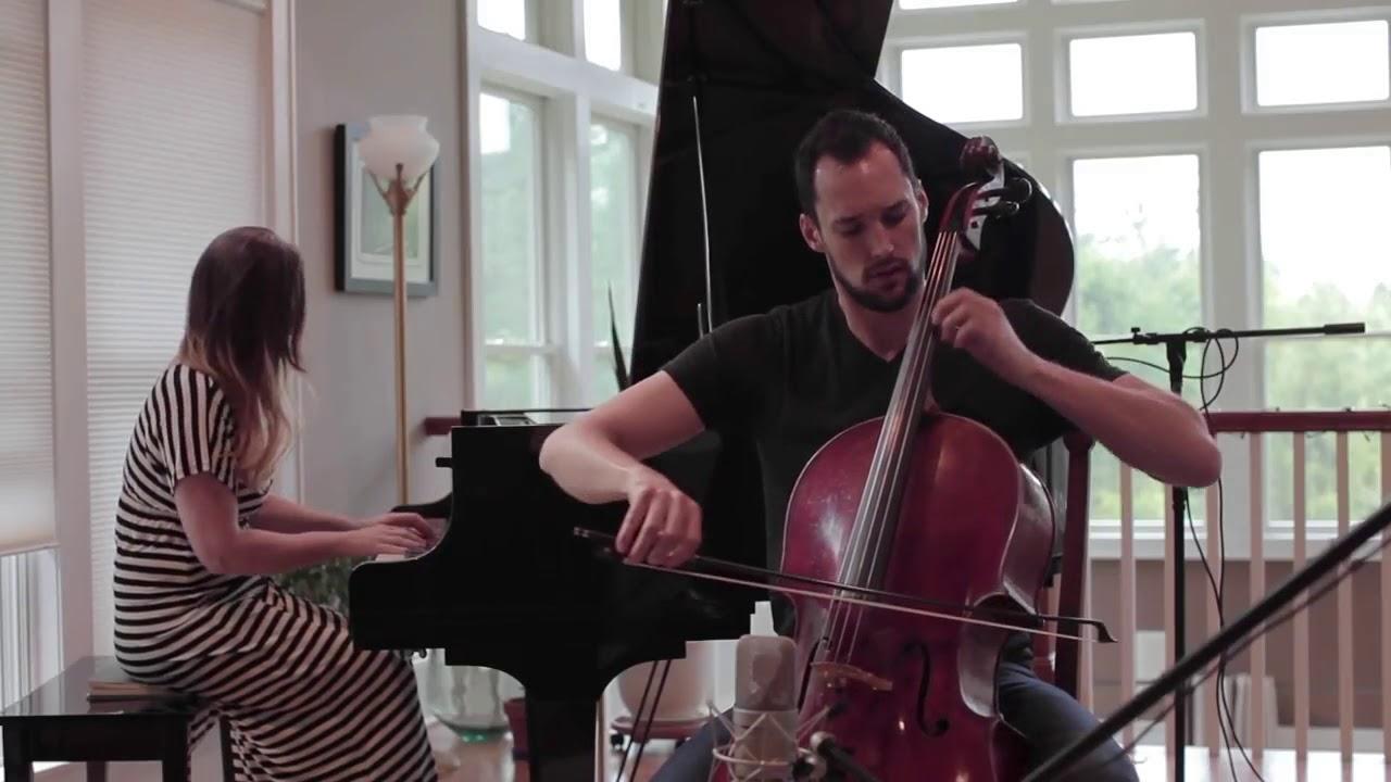 Sia Chandelier Piano Cello Cover Brooklyn Duo