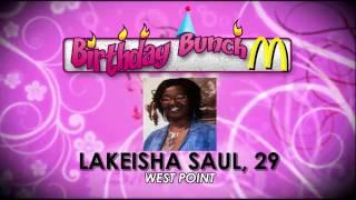 Birthday Bunch- June 14, 2016
