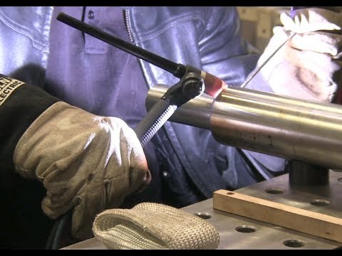 TIG Welding Stainless Steel - Walking the Cup and Other Tips
