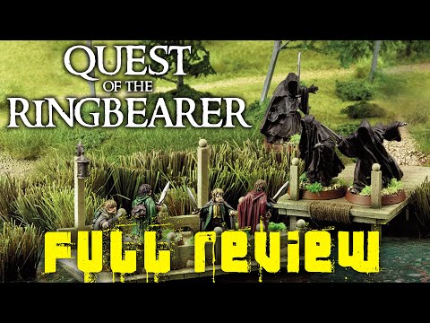 Is This The BEST Middle Earth Book Ever? | Quest Of The Ringbearer FULL REVEAL & REVIEW