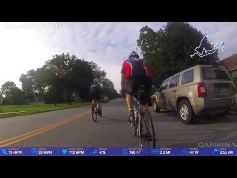 7 26 17 Heino's Bicycle Tech B Ride with Yard Sale