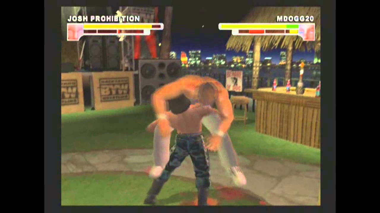 Reapers Review 115 Backyard Wrestling  Dont Try This At Home PS2  YouTube