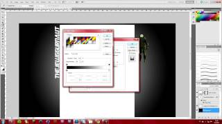 New youtube background | Speedart | TheJEWGGURNAUT