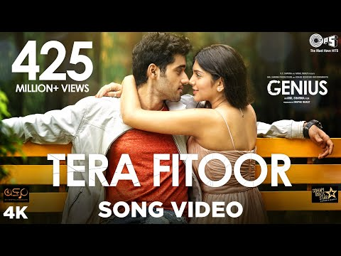 Mix - Tera Fitoor Song Video - Genius | Utkarsh Sharma, Ishita Chauhan | Arijit Singh |Himesh Reshammiya