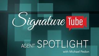Agent Spotlight with Michael Pedon | Signature International Real Estate, LLC