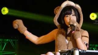 東京オートサロン2014より。 3:48 『森のクマさん』 5:50 『HELLO!! 』