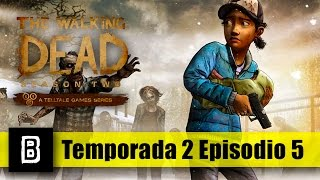 "The Walking Dead: Temporada 2 - Episodio 5 ""No Going Back"" Tráiler de Lanzamiento [Subtítulos ES]"