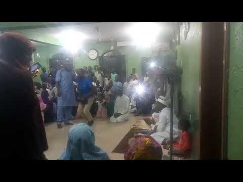Download Raodatul Aminna Al-ilory 1, Alhaji Ibrahim Labaika visit Yah Sheeu Abdulrahman Aminna Al-ilory 1