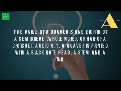 What Is A Quaver In Music?