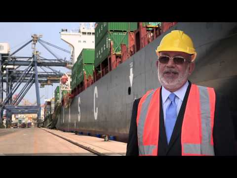 International Container Terminal - Port Of Sohar