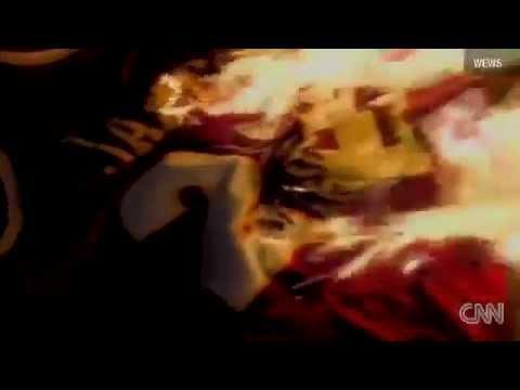 the latest 675c7 0d4ff July 08, 2010 - CNN - Cleveland Fans Burn Lebron James Jersey on National TV
