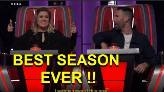 The Voice USA 2019 - Best Blind Auditions Of The Voice usa Season 16