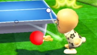 Umiliato a Ping Pong su Wii Sports Resort