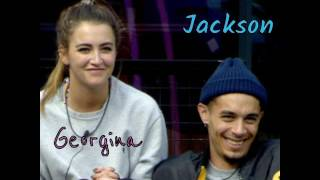 Jackson and Georgina BB