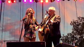 John Prine w/ Margo Price - In Spite of Ourselves (RNBNBBQ 10/1/17) - Stafaband