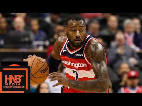 Brooklyn Nets vs Washington Wizards Full Game Highlights | 12.01.2018, NBA Season