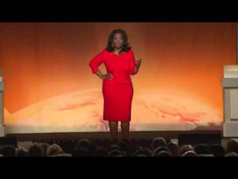 Oprah's Gratitude Journal