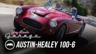 homepage tile video photo for 1959 Austin-Healey 100-6 - Jay Leno's Garage