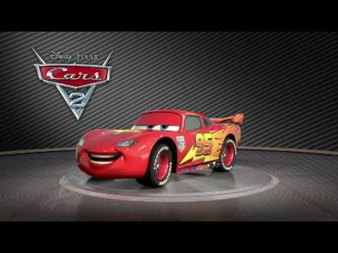 "Cars 2 - ""El Rayo"" McQueen - Walt Disney Studios"
