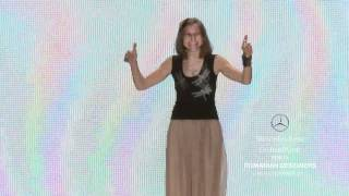 Repeat youtube video ROMANIAN DESIGNERS SPRING/SUMMER 2012 COLLECTION, MERCEDES-BENZ FASHION WEEK