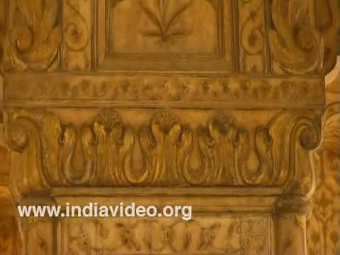 Diwan-I-Khas: The Hall of Private Audience